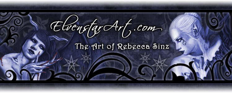 ElvenstarArt -- The Art of Rebecca Sinz