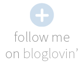 Follow Stephanie Dreams on Bloglovin