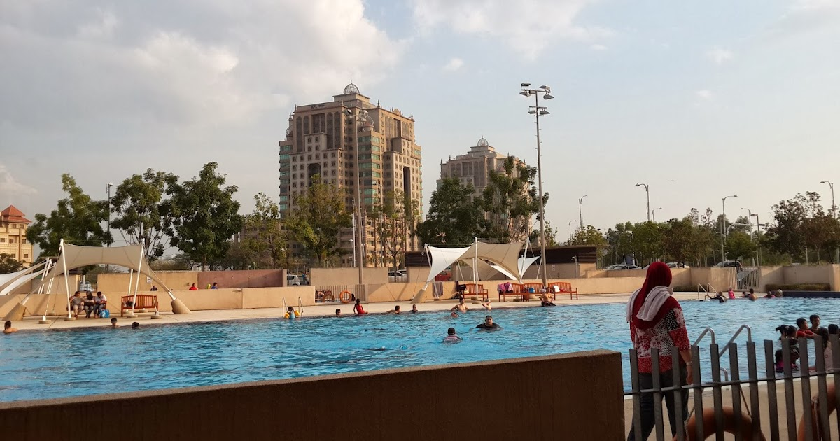 Awin H Swimming Pool Awam Di Presint 6 Putrajaya