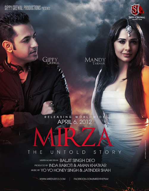 Takhar New Movie Poster Mirza The Untold Story Free Download