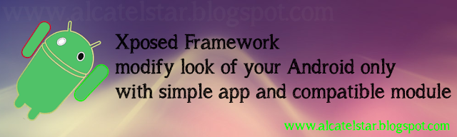 xposed framework change your android look easily