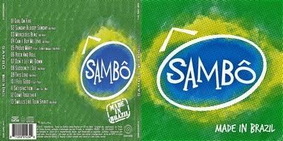 Sambô Made In Brazil 2015