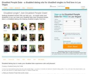 Disabledpeopledate.com è il portale di incontri online per Persone Disabili