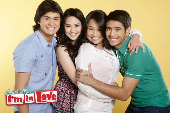 Guidicelli, Sarah Geronimo, Mae Czarina Cruz and Gerald Anderson