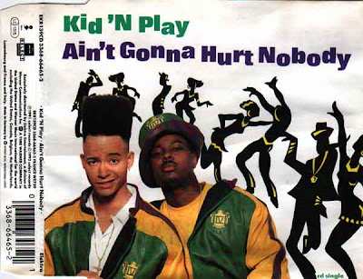 Kid 'N Play – Ain't Gonna Hurt Nobody (CDM) (1991) (320 kbps)