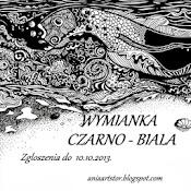 Wymianka Czarno- Biała