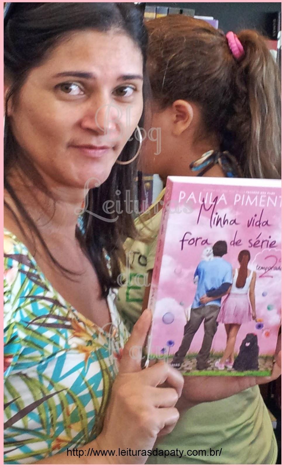 Flip 2013 - Paraty - Paula Pimenta - Blog Leituras da Paty