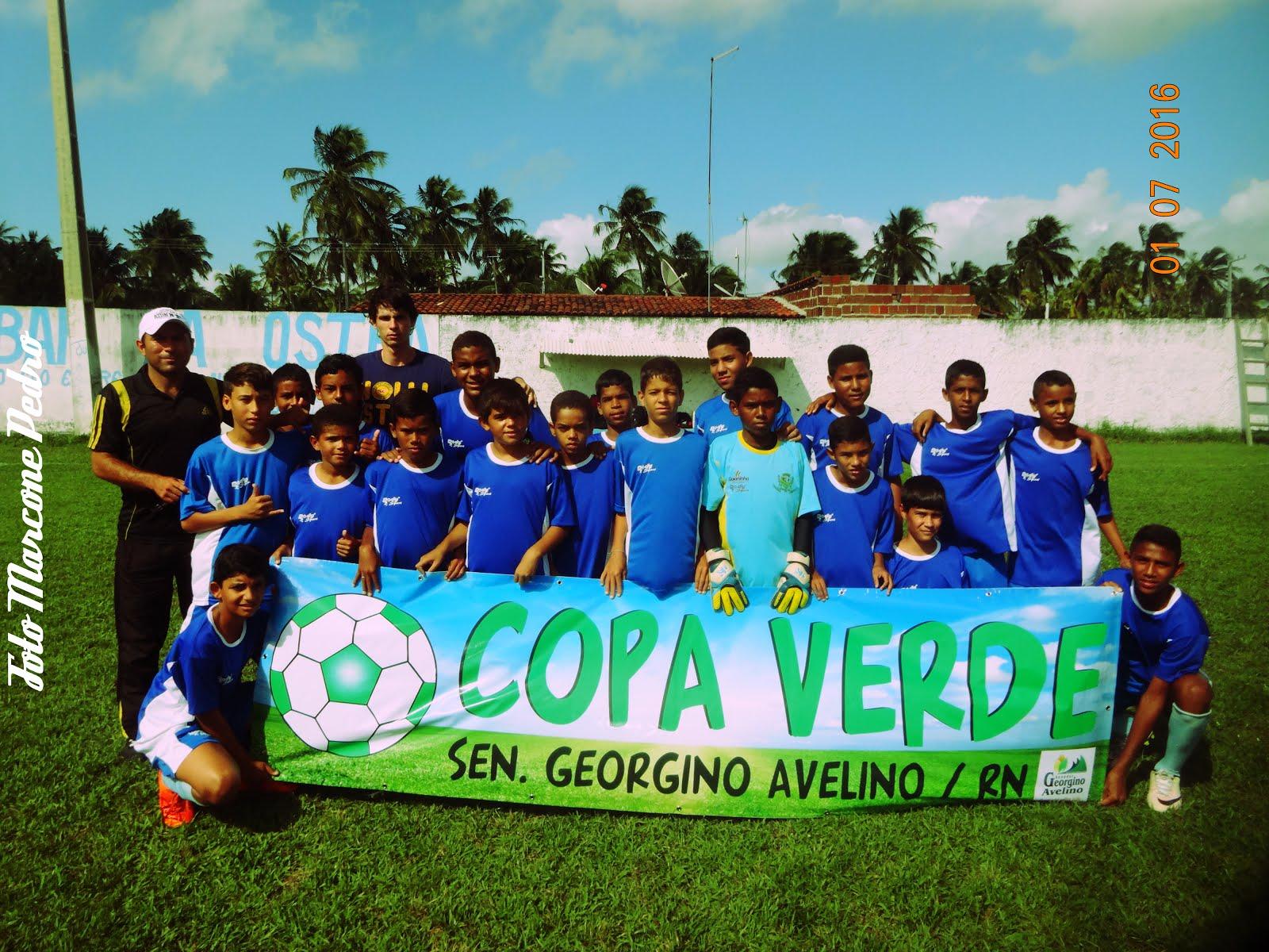 Goianinha/RN venceu a Equipe do Malembá FC