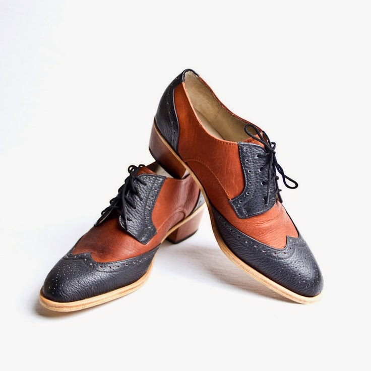 All about shoes: A short history of brogues