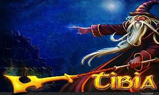 Tibia - cel mai vechi MMORPG