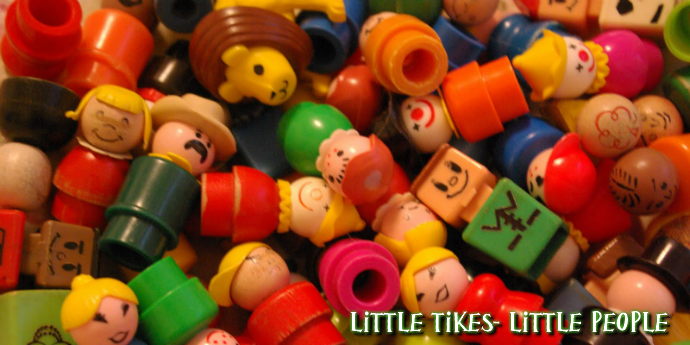 Little Tikes Little People
