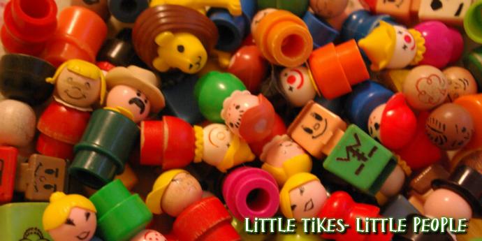 Little Tikes Little People