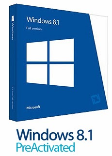 Windows 8.1 x86 and x64 20in1 Preactivated