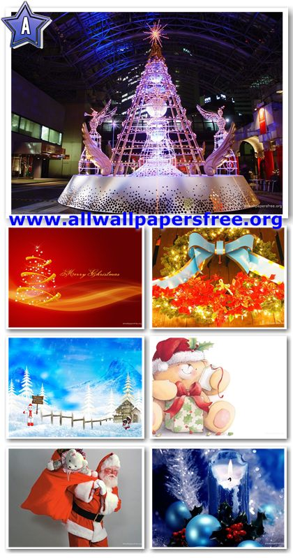 530 Beautiful Christmas Wallpapers 1024 X 768