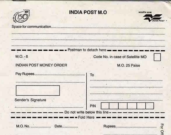 Leemon Ravi Memories Of A Money Order