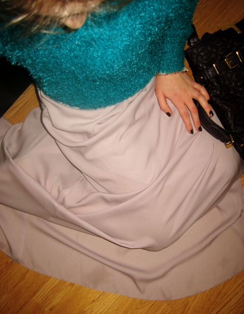Maxi Skirt Time