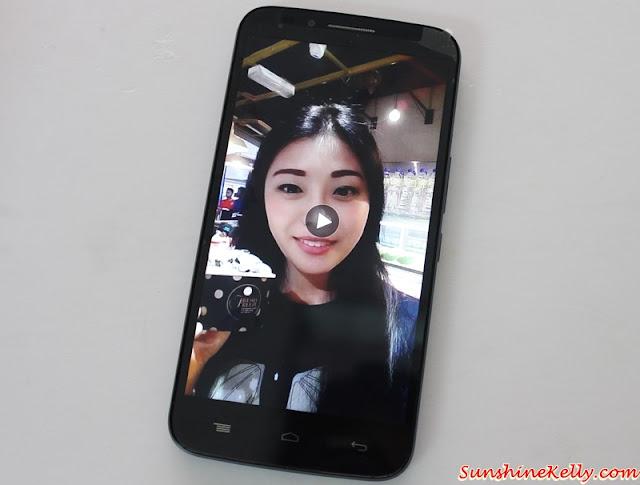 Alcatel Onetouch Flash Plus, Selfie Like A Pro, Alcatel, Flash Plus, Alcatel Smartphone, Selfie smartphone, selfie phone, back camera smartphone