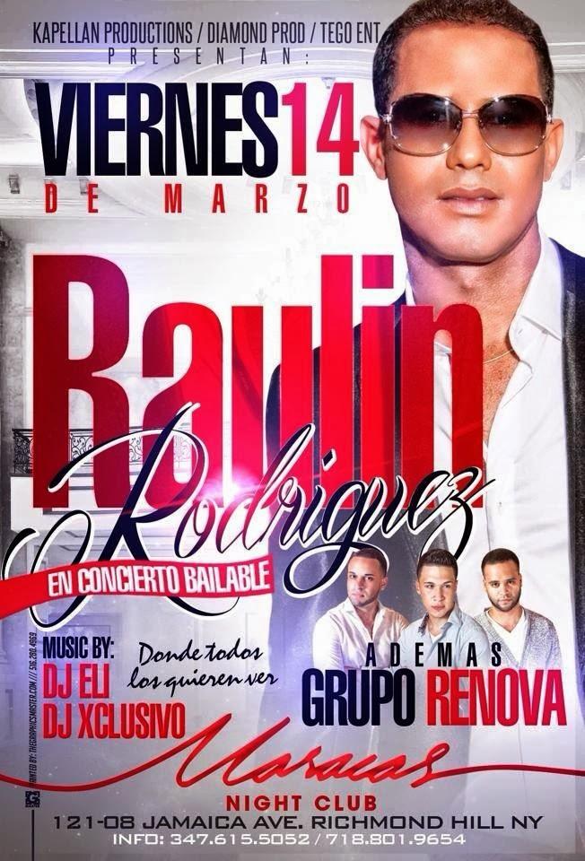 Raulin: Maracas 2014-03-14