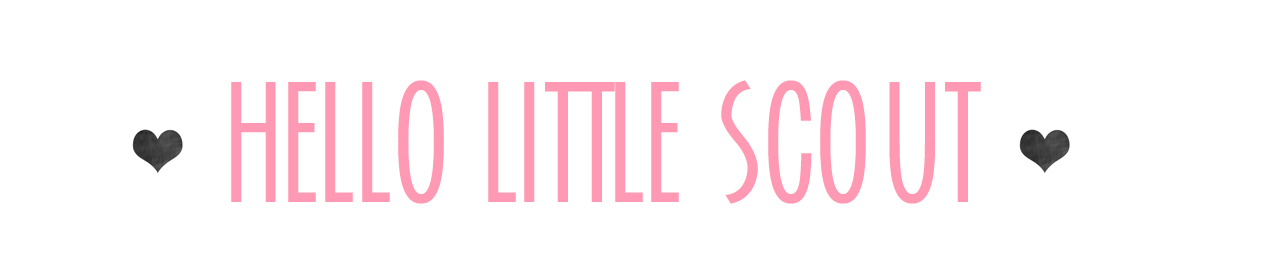 Hello Little Scout || A lifestyle blog by Jamie Sefcik