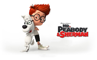 2014 Mr. Peabody & Sherman