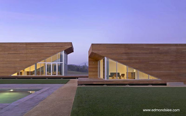 Casa de estilo Contemporneo al norte de California