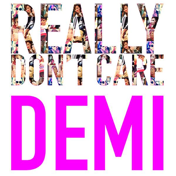 New Single: Really Don't Care - Demi Lovato ft. Cher Lloyd