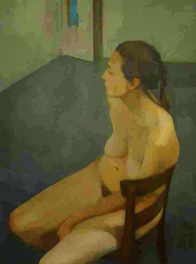 Американская художница. Carolyn Pyform