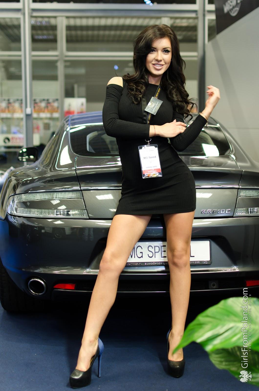 Warsaw Motoshow 2015 MG Speed  Zdjęcie 30