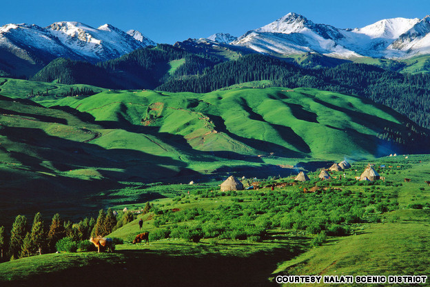 Nalati Grassland