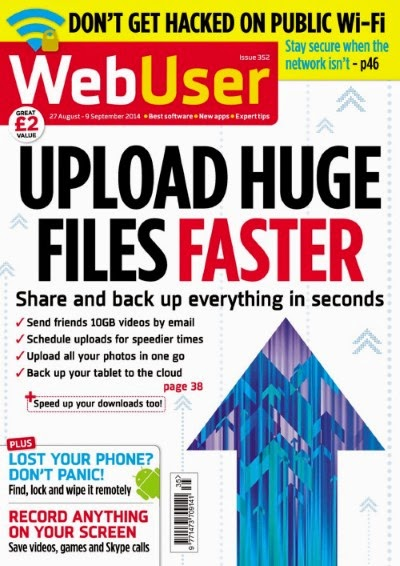 Webuser - Issue 352, 27 August 2014