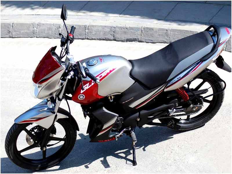 Car Review and Specification  yamaha gladiator
