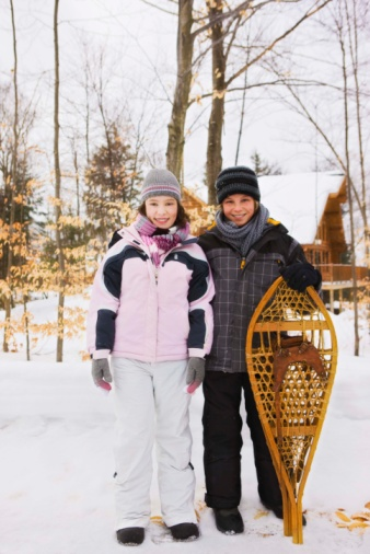 Make Your Own Snowshoes during Sleepy Hollow State Park's 'Recreation 101' events