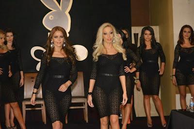 12 горещи момичета в надпреварата за Miss Playmate 2012