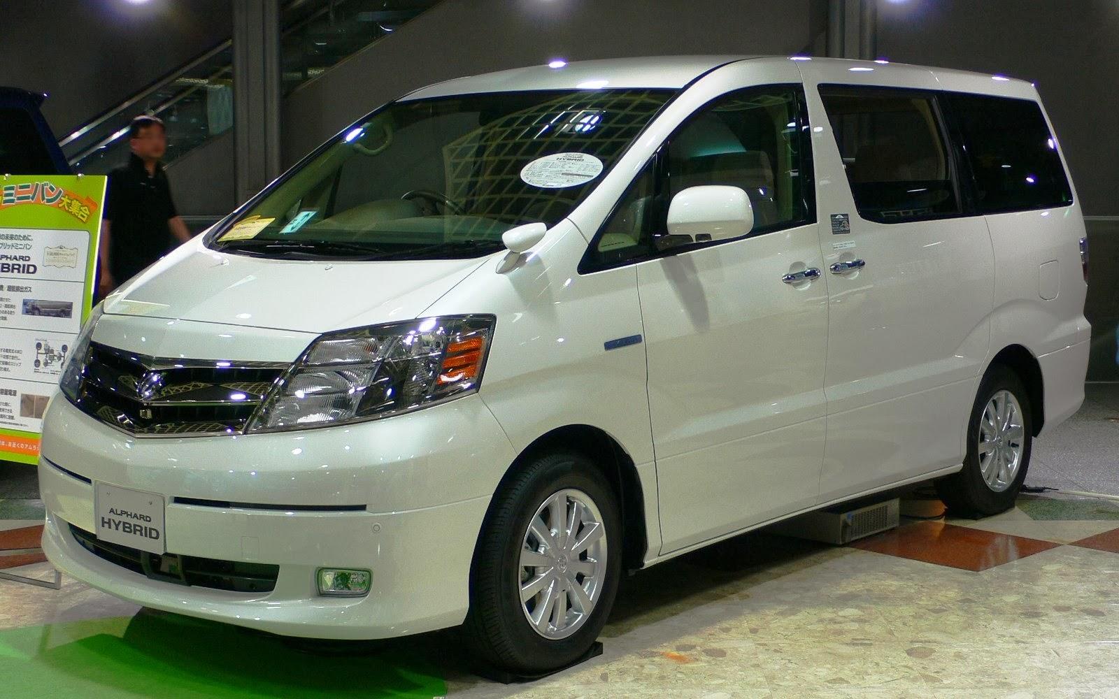 MobiLku.org - Situs Otomotif No. 1: Spesifikasi Toyota Alphard Harga ...
