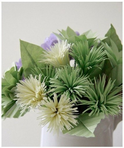 Сделай сам цветы из бумаги