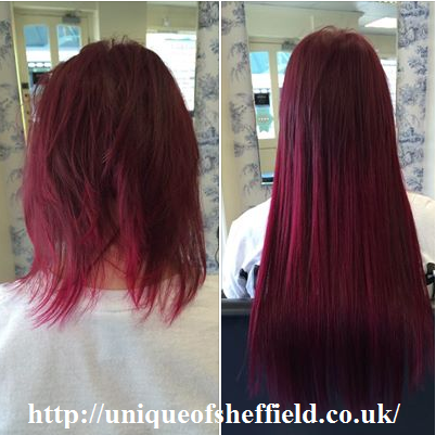 Cheap Real Hair Extensions Sheffield