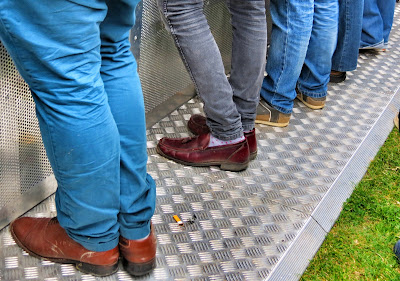 1234 Shoreditch Fashion shoes and denim