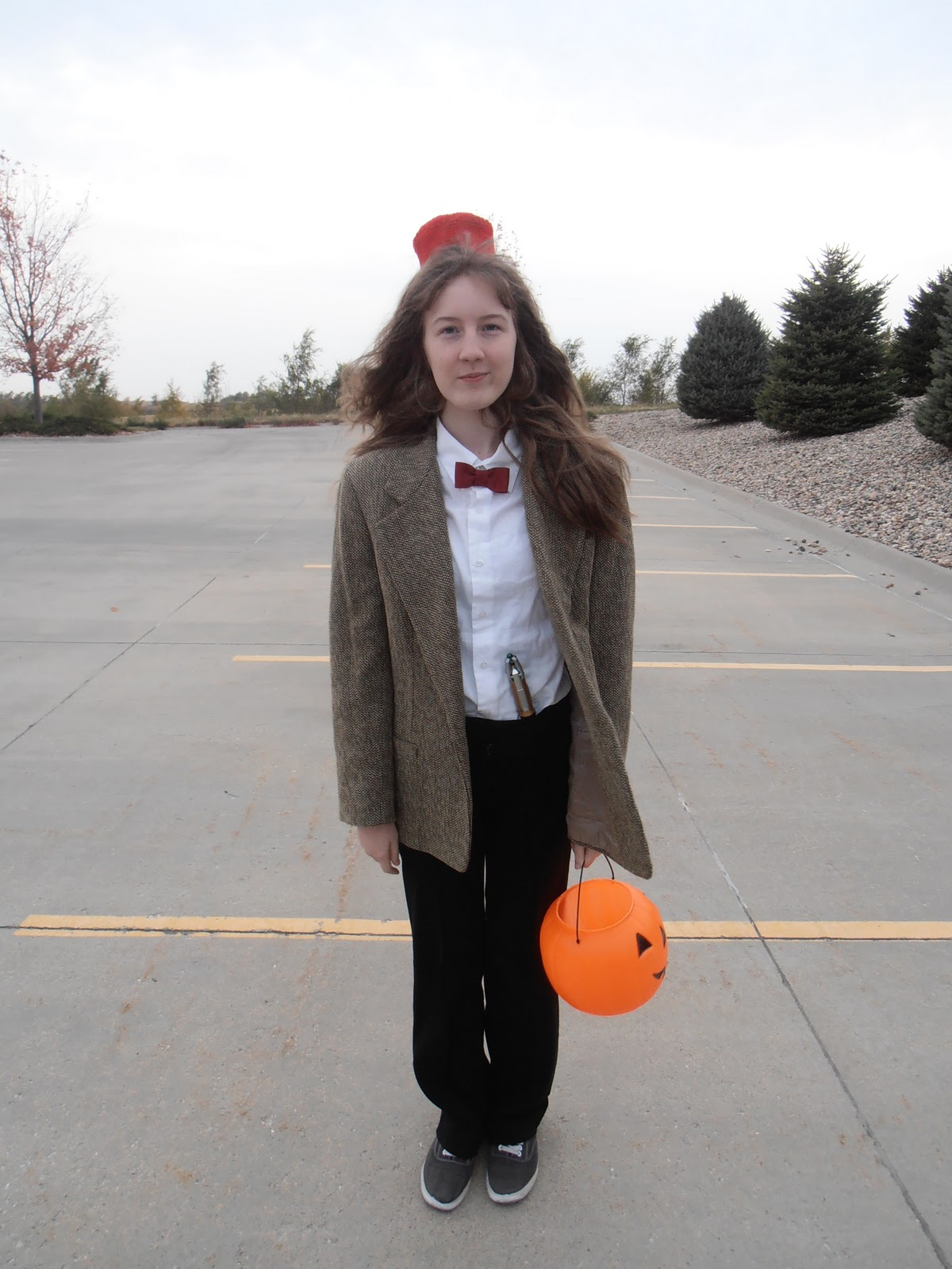 my little one-room schoolhouse: halloween costumes -- doctor who