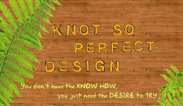 Barb's Knot So Perfect Design -  Blog -