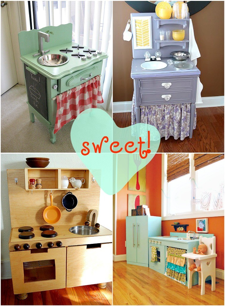 Diy play kitchen project ideas dans le lakehouse for Play kitchen designs