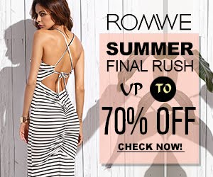 ROMWE STREET FASHION online