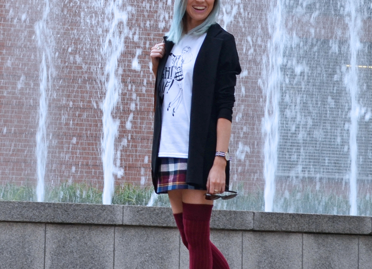 Clueless Style Outfit