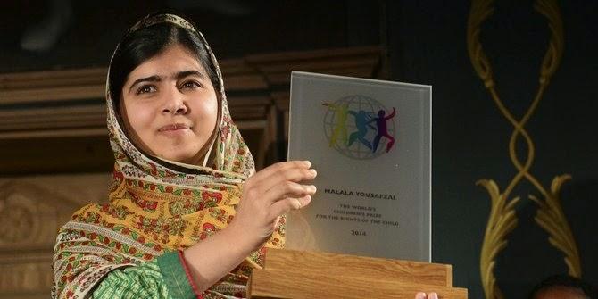 Malala Yousafzai (2014)
