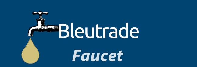 Bleutrade Faucet: