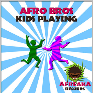 Afro Bros-Kids Playing [2011]