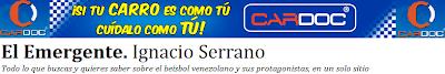 Ignacio Serrano, El Emergente