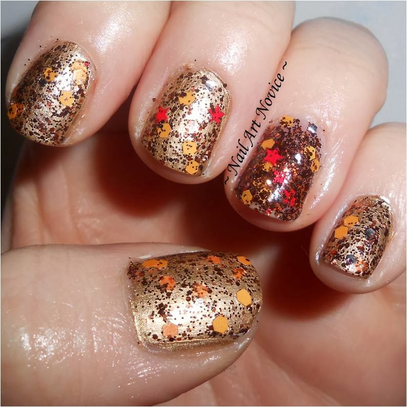 Tara's Talons-Chocolate Orange