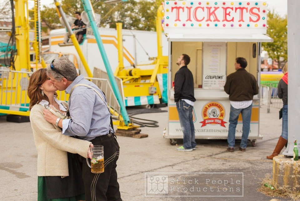 Soulard Oktoberfest in St. Louis, MO - Kelly Doering, Photographer / Stick People Productions