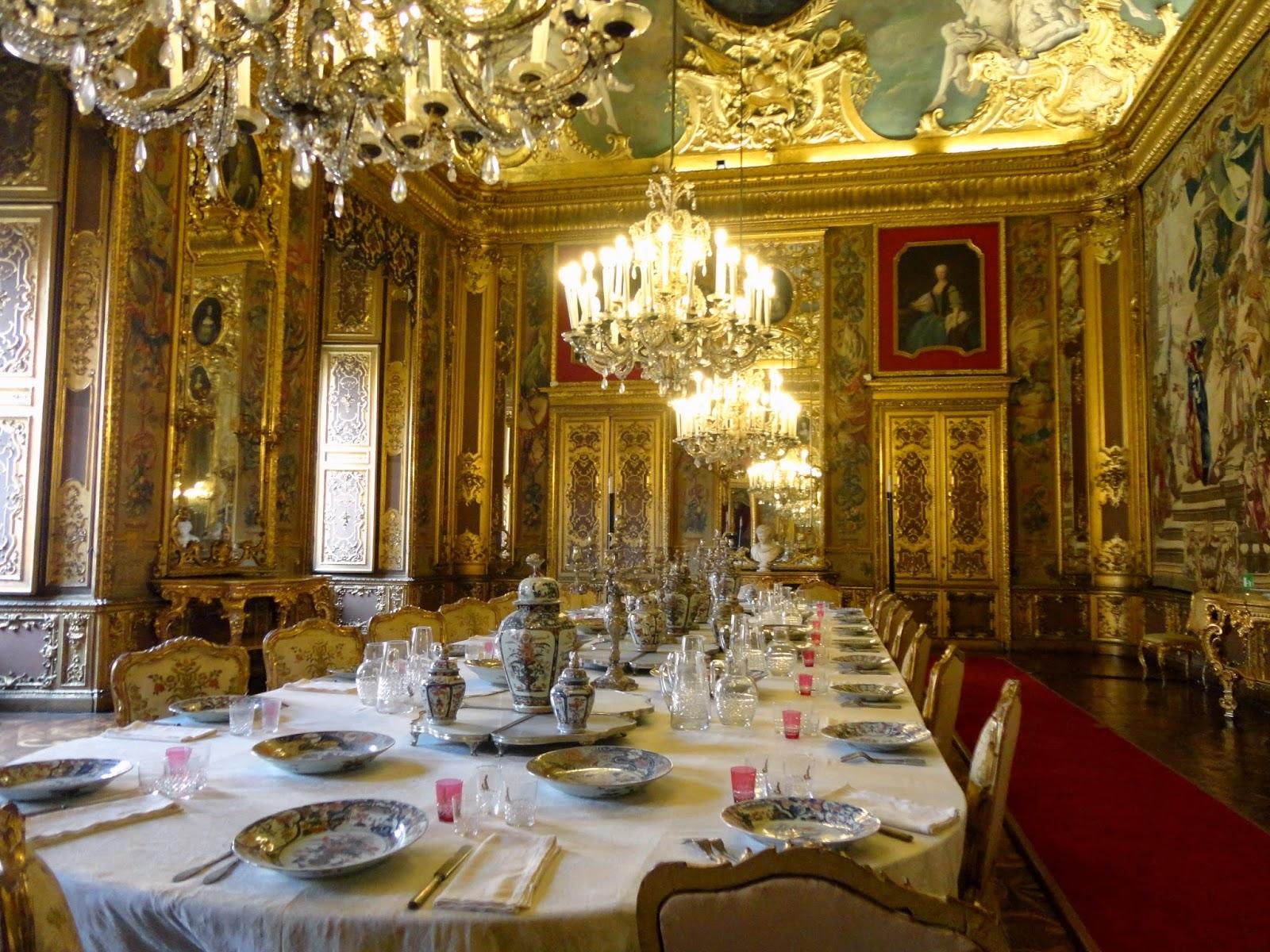 Gentleman gipsy torino citt regale for Sala da pranzo reale