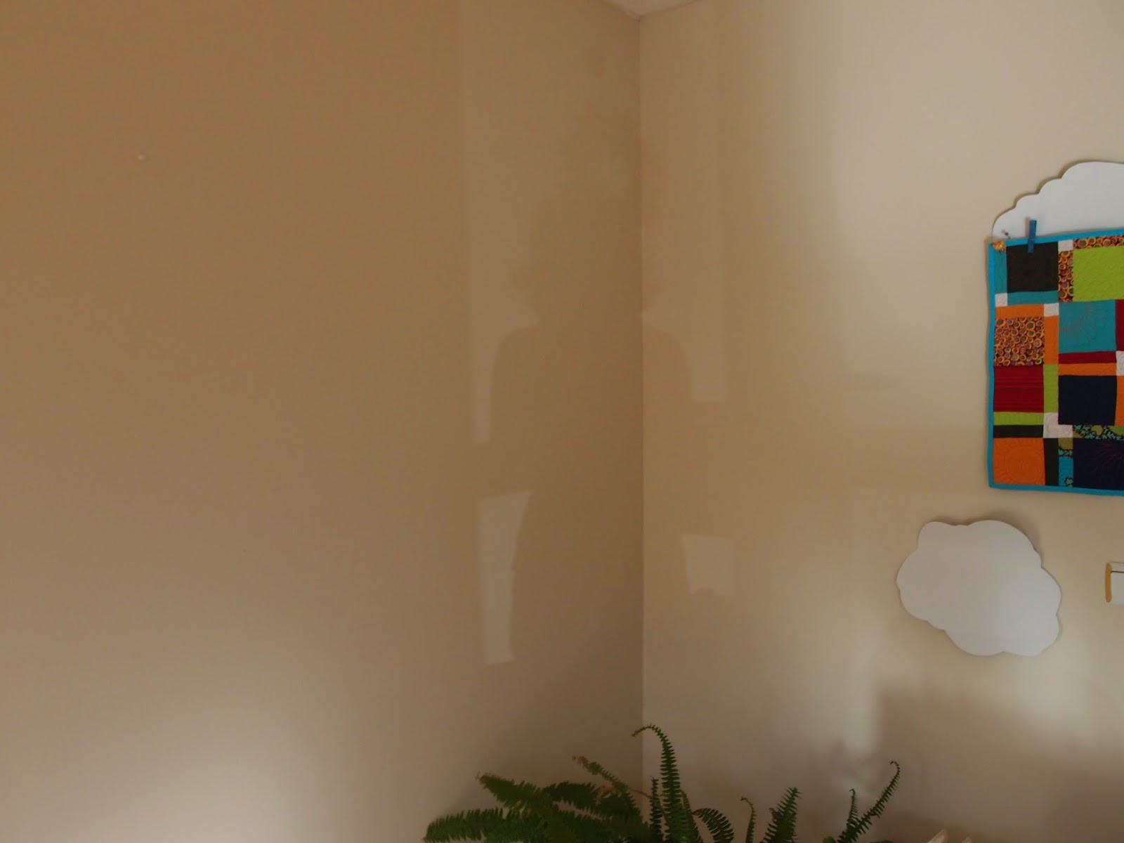 reflections corner in the studio